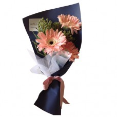 SEPTEMBER COLLECTION: Pink Gerbera bouquet