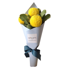 SEPTEMBER COLLECTION: Fresh Ping Pong Bouquet