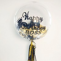 Customised Helium Balloons with Name