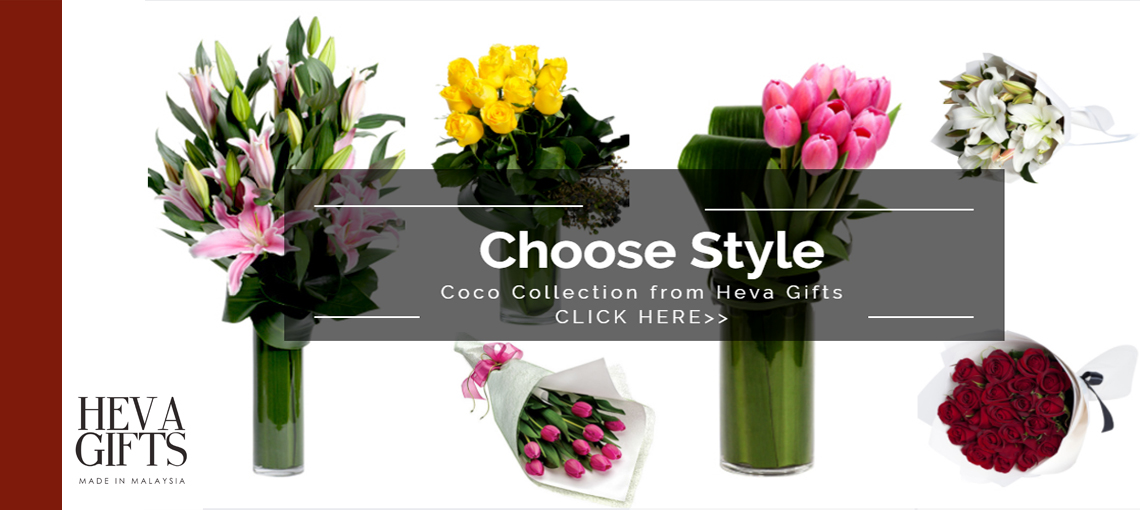 COCO Flower Collection Malaysia