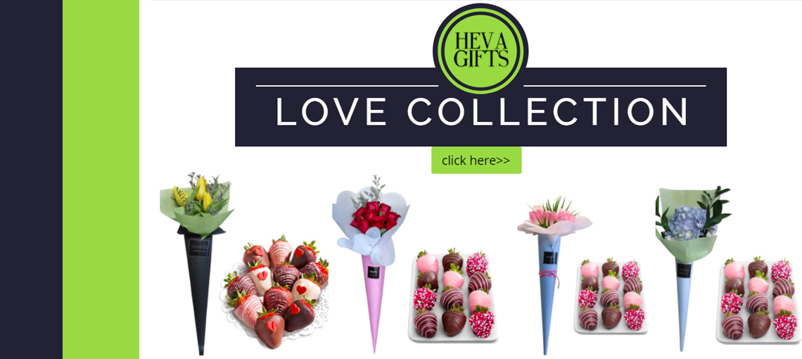 Love Collection - mini bouquets