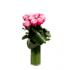 Coco Collection: Pink Roses arrangement