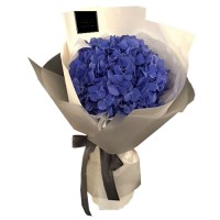 ETERNITY LOVE COLLECTION: Hydrangea Stylish Bouquet