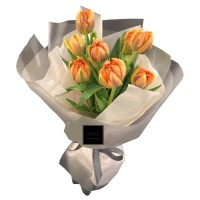 ETERNITY LOVE COLLECTION: Tulips in stylish design