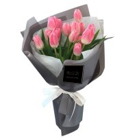 ETERNITY LOVE COLLECTION: Tulips in modern design