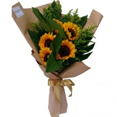 Mother's Day Collection: Sunflower Bouquet