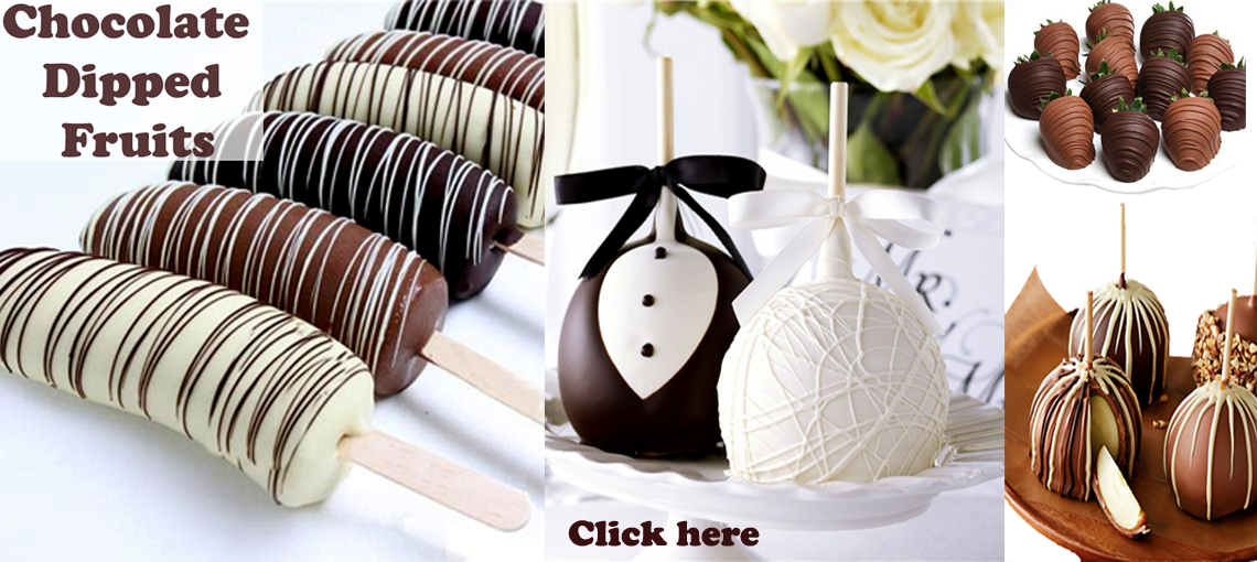 chocolate dipped fruits malaysia