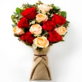 Stylish Roses Bouquet