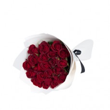 Coco Collection: Red Roses Bouquet