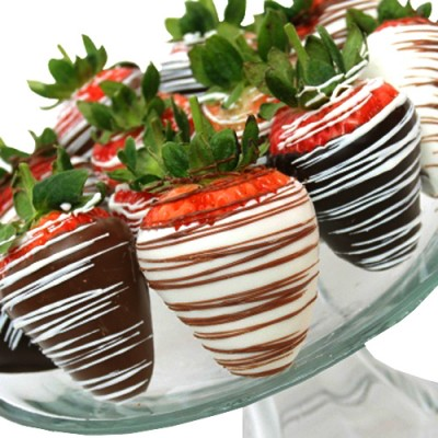Classic Strawberry dipped in Chocolate