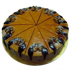 Walnut Cheese Cake